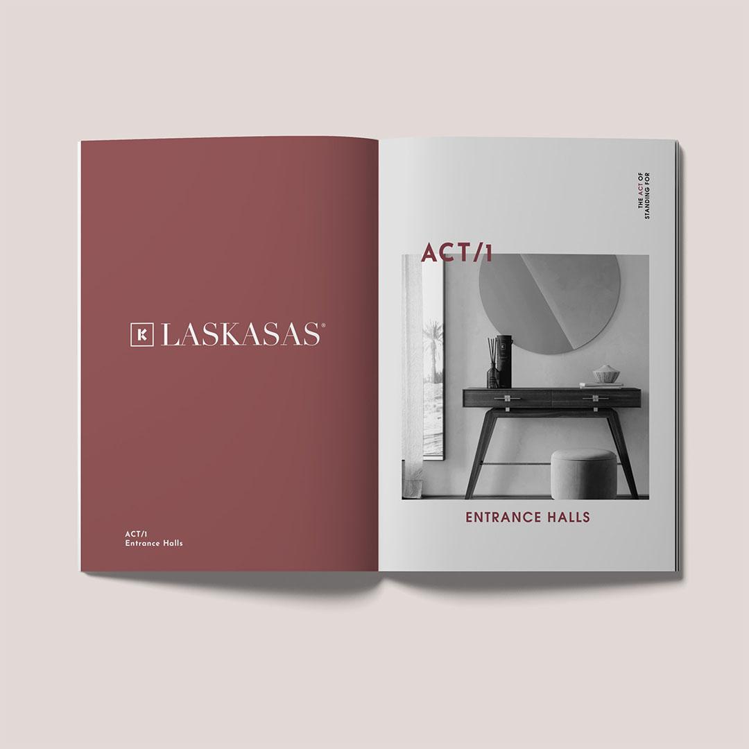 Laskasas 2021 Brand Catalogue Furniture Upholstery